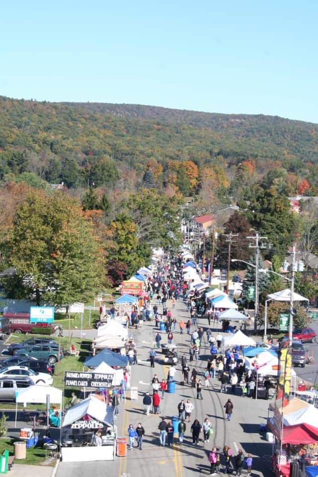 The Autumn Lights Festival will be held on Oct. 10.