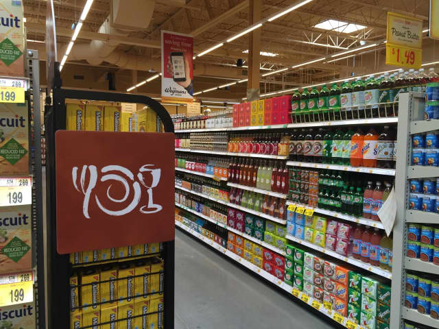 Wegmans recently opened in Montvale, NJ, just past the New York line.