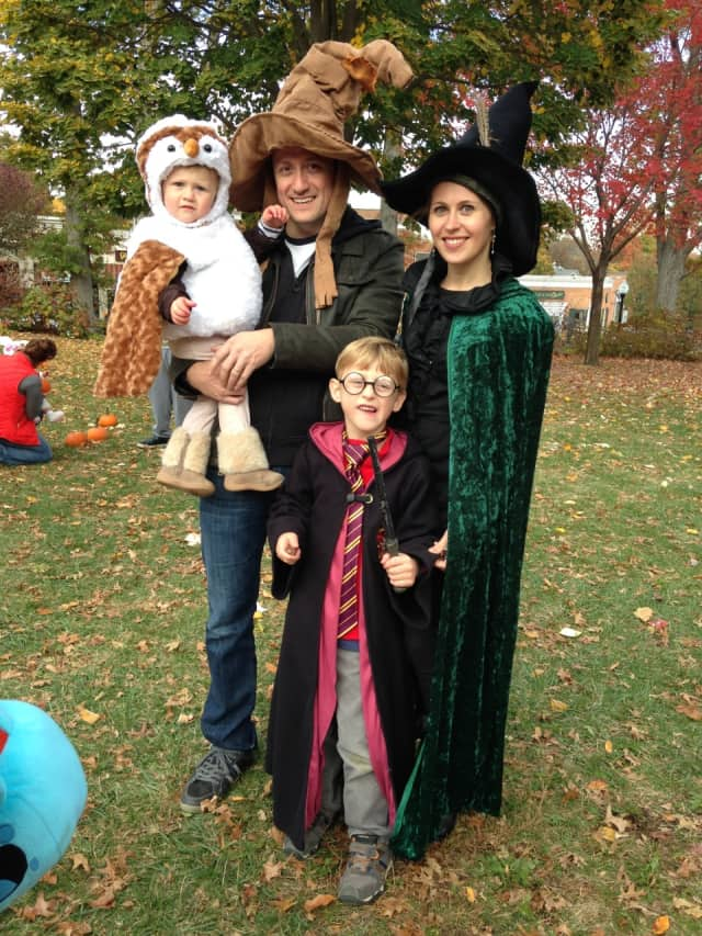 Celebrate Harry Potter at the Garfield Public Library