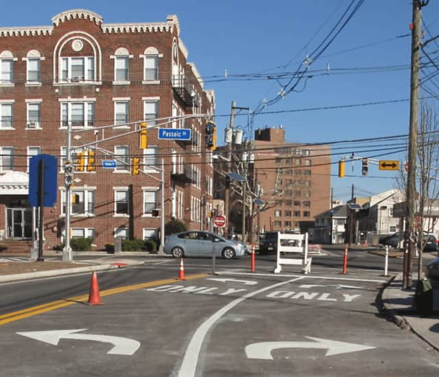 State Street is a two-way road in Hackensack -- but there's more to come.