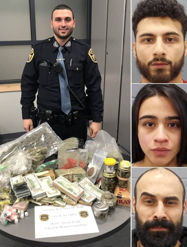 Officer Geremia DeMartino / (from top) Mohamed Deghaili, Saadeddin Deghaili, Any E. CastroVellez, 28