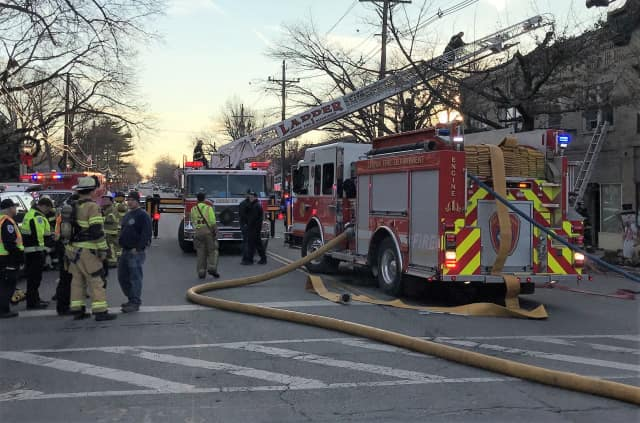 """The fire """"is believed to have been caused by an electrical malfunction and is not considered suspicious at this time."""""""