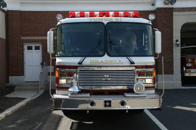 The Oradell Fire Department will benefit from your purchases at AmazonSmile.