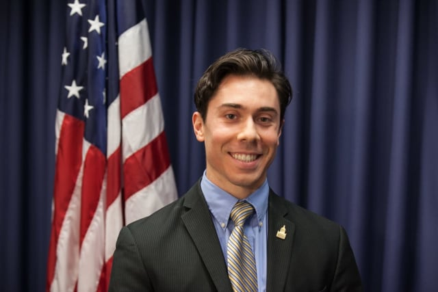State Rep. David Arconti (D-Danbury) has been named Deputy Majority Leader.