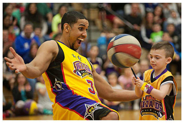 The Harlem Wizards will be at Eastchester High School on Jan. 29.