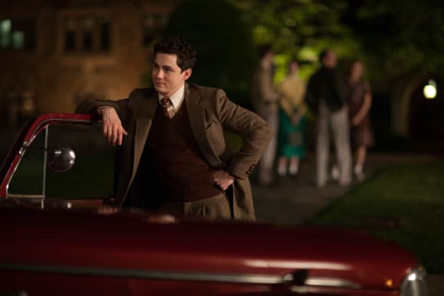 """A scene from """"Indignation,"""" which is being shown July 12 at Bow Tie Cinemas in Greenwich."""