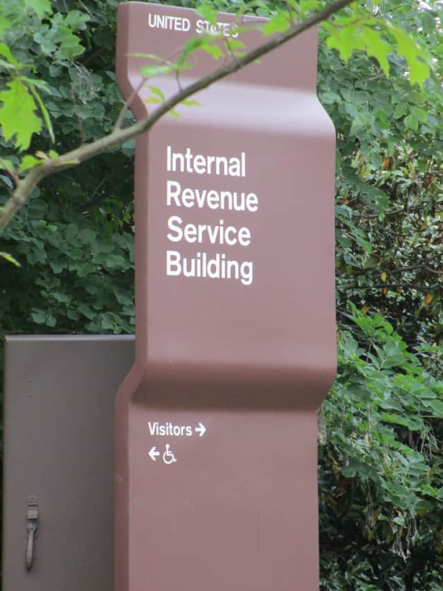 The IRS is warning of a scam  in Clarkstown.