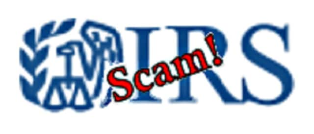 Newtown police are warning residents that callers pretending to be from the IRS have called a residents threatening arrest if they didn't respond to the call.