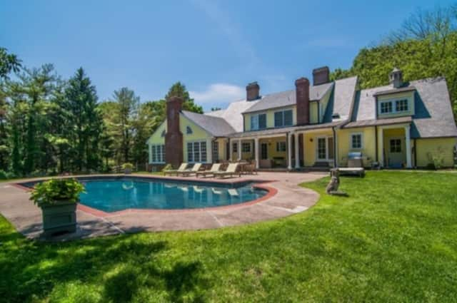 This $3 million home tops the real estate listings in Ho-Ho-Kus.