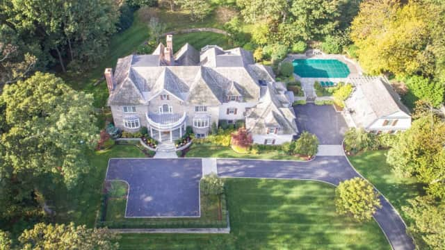 This Chappaqua home is on the market for $5 million.