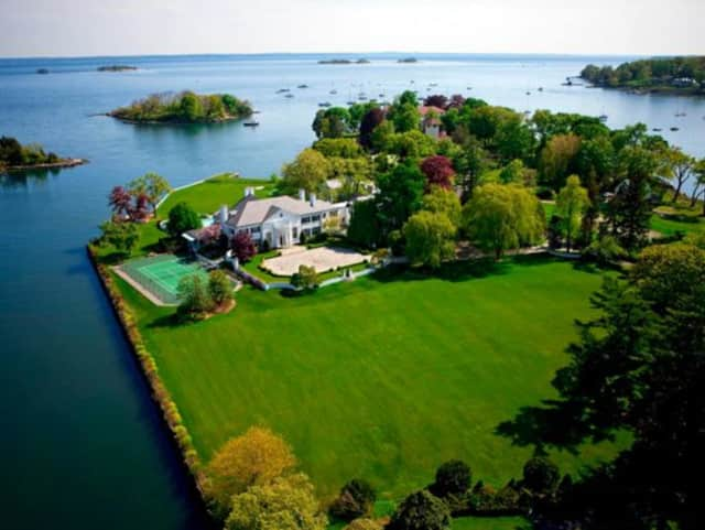 This former Trump estate in Greenwich is on the market for $45M.