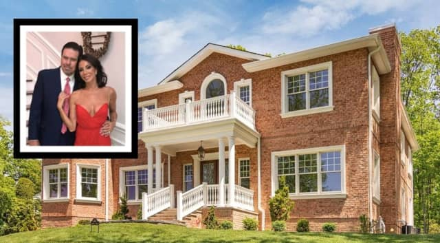 Danielle Staub's estranged husband Marty Caffrey listed her Englewood home without telling her, according to PEOPLE.