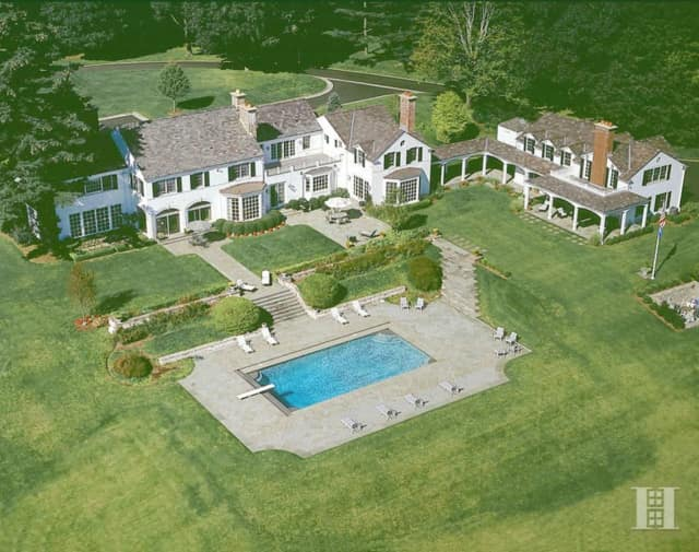 This New Canaan house is on the market for nearly $8 million.