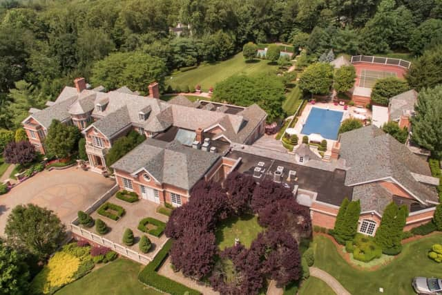 This Alpine estate is listed at nearly $30 million.