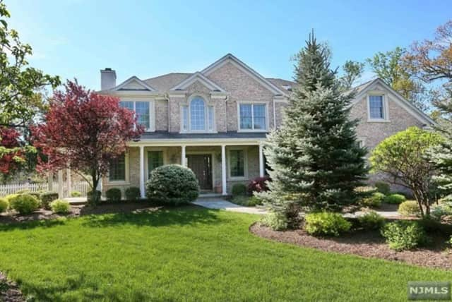 This Washington Township house has been on the market for less than a week.