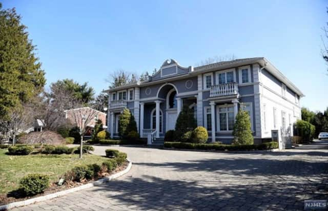 This Paramus home is on the market for $2.38 million.