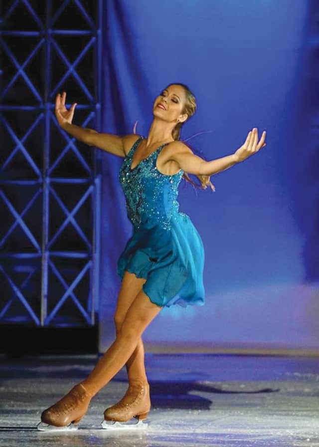 """The Ridgefield Playhouse will host an ice spectacular, """"Winter Solstice,"""" on Sunday, Feb. 21."""