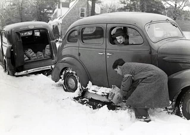 If you're planning on joining the whopping 103 million Americans AAA predicts will be traveling over the next week and a half, be as prepared as you can be. Sand was helpful back then for being stuck -- and it still is, as is salt or kitty litter.