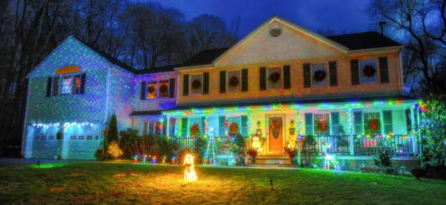 The Parade of Lights will give people the opportunity to tour the best holiday displays in Somers using the most efficient driving route.