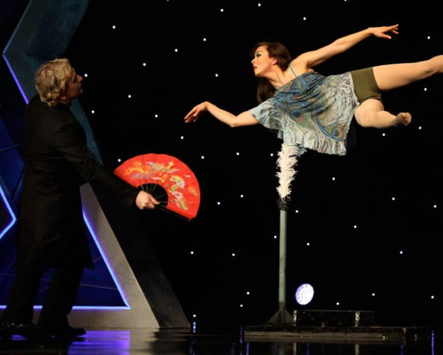 Masters of Illusion will be taking flight in Poughkeepsie.