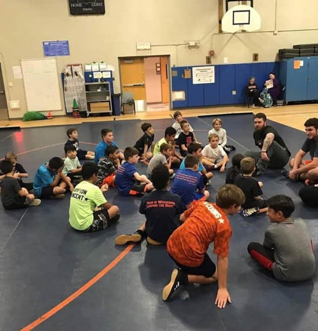 Danbury Wrestling is recruiting elementary school students for its program.