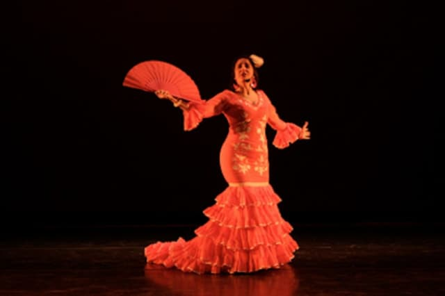 Inma Heredia will perform Nov. 15 with the BALAM Dance Theatre.