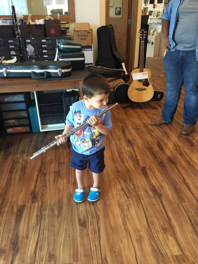 Mike Risko Music School is hosting Try-Me Day.