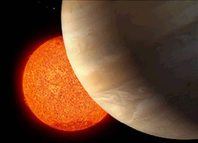Astronomers have discovered a new exoplanet.