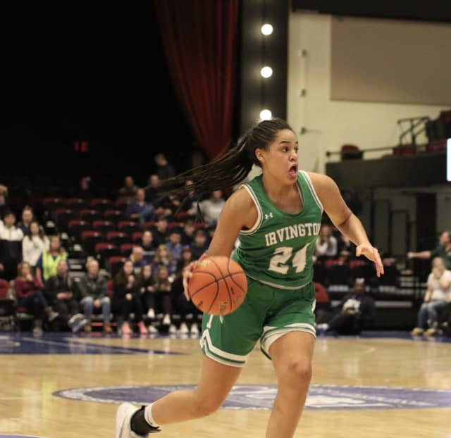 Irvington High School rising senior Grace Thybulle has committed to continue her academic and athletic career at Yale University in the fall of 2021.