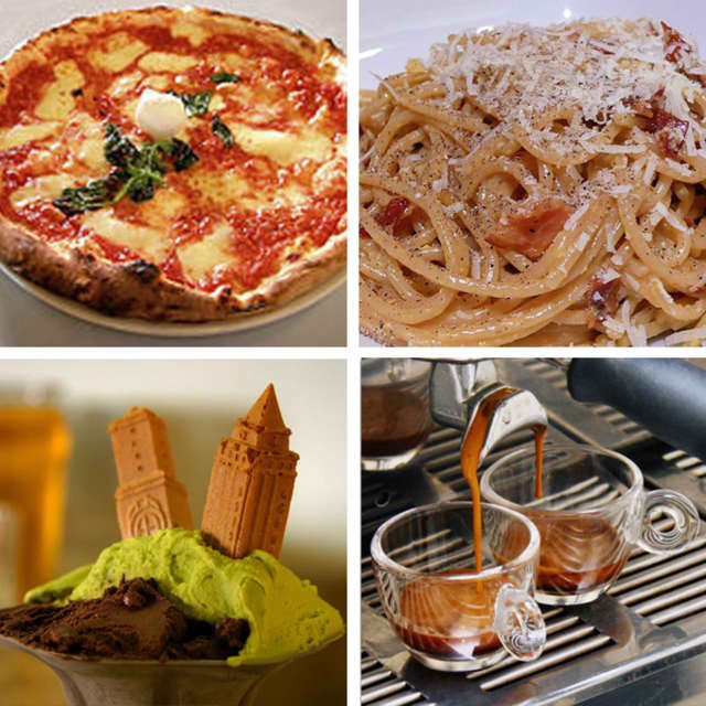 Three Italian restaurants in Westchester County, N.Y., that are run by Italian families are featured in an article in The New York Times.