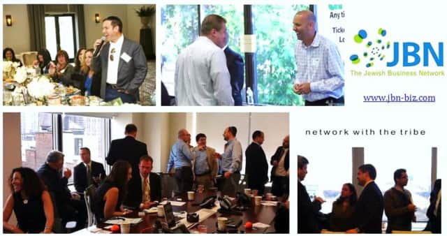 The Jewish Business Network is having a breakfast meetup this month.