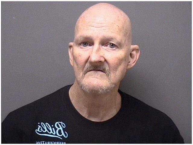 Jeffrey Davis, 64, of Darien
