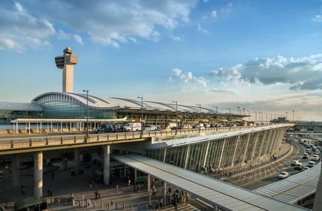 JFK Airport, Queens.