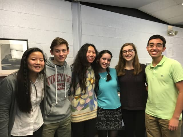 John Jay High School students are launching a chapter of the Tri-M Music Society.