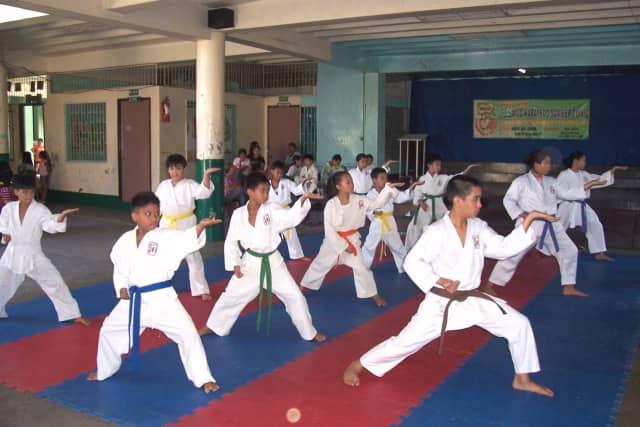 The Ridgewood YMCA's karate program will kick off on Tues., Nov. 3.