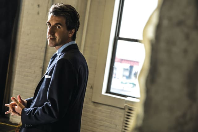 Jason Robert Brown. Photograph by Matthew Murphy.
