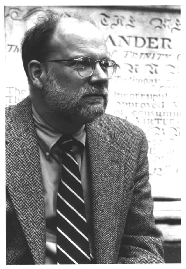 Autor John Steele Gordon will speak Sunday at the Ruth Keeler Library in North Salem.