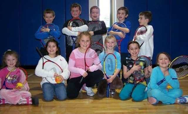 The Greenwich Department of Parks and Recreation will offer Tennis for Tots at the Bendheim Western Greenwich Civic Center.