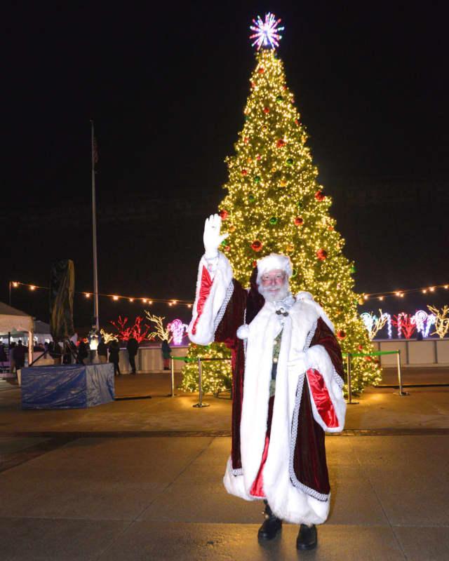Santa will be at Winter Wonderland