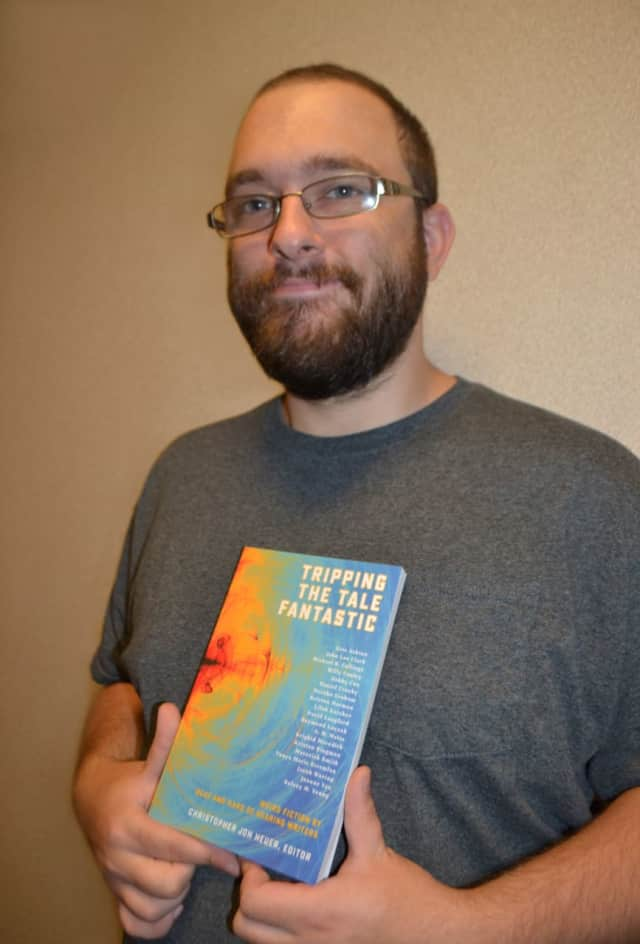 "Jacob Waring is one of the featured short story contributors to the anthology ""Tripping the Tale Fantastic: Weird Fiction by Deaf and Hard of Hearing Writers."""