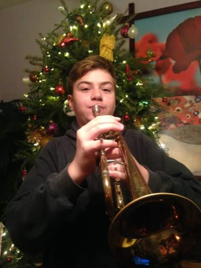 Jakub, 12, of Clifton, was overwhelmed by the amount of people who reached out to help after he lost his trumpet right before his school's Christmas concert.