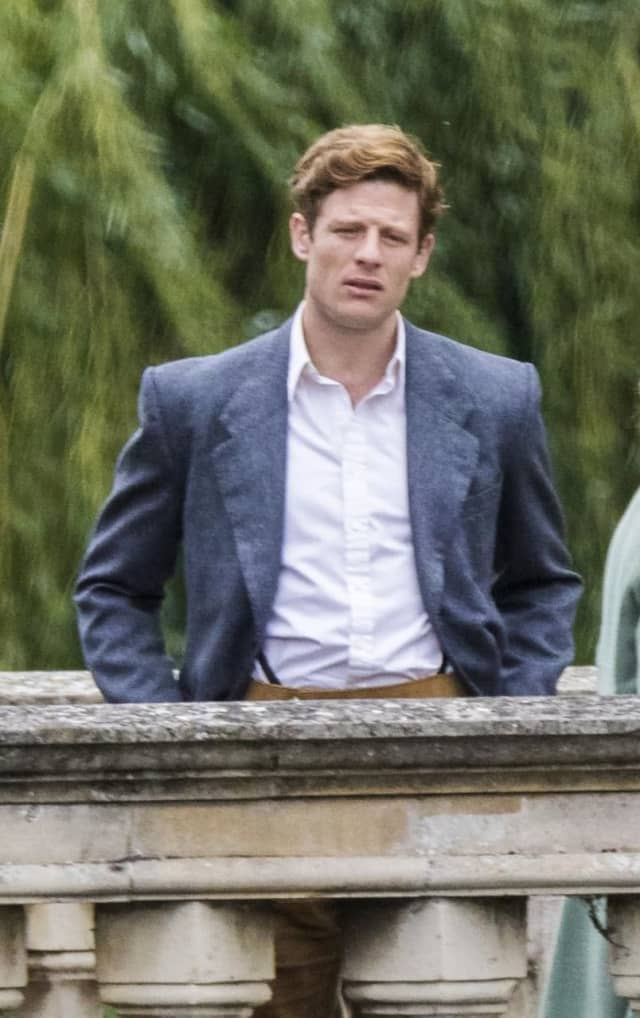 Actor James Norton