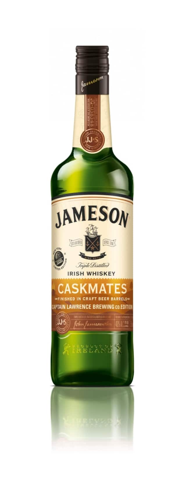 Jameson Caskmates Captain Lawrence Edition.