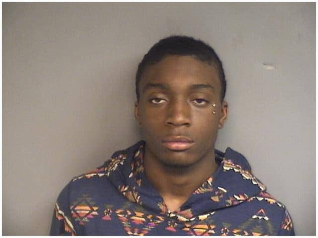 Jaquan Dilday has been charged with stealing a car and leading police on a chase in Stamford.