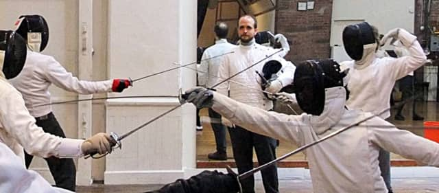 The Leonia rec center will be offering three different types of swordfighting, starting soon.