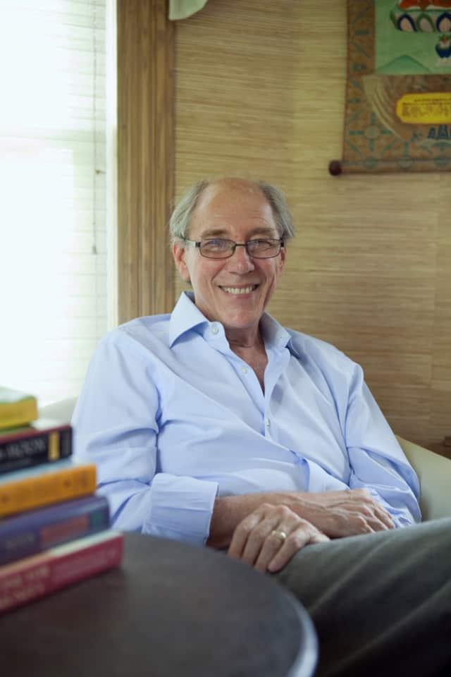 Jason Elias will discuss his memoir at the Katonah Village Library on Nov. 22