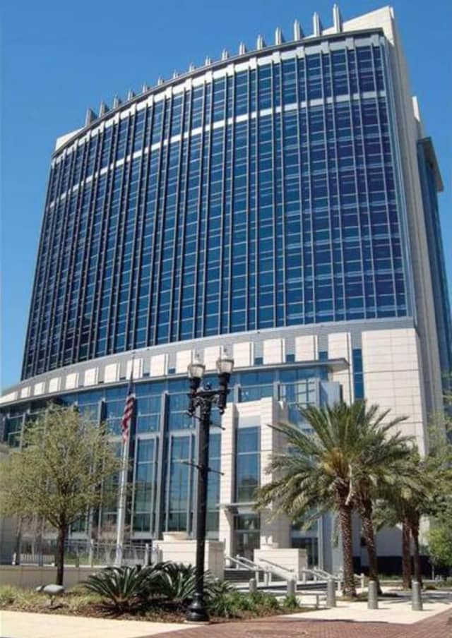 Federal Court in Jacksonville, Florida.