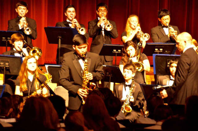Darien High School and Middle School jazz musicians will perform a concert Feb. 11.