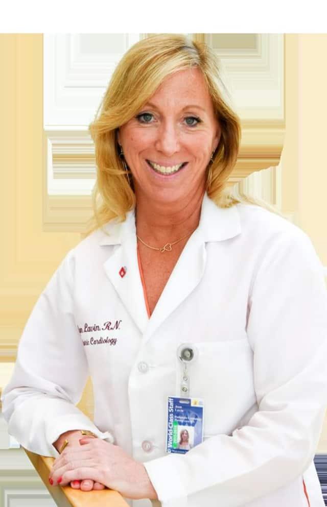 Maria Fareri nurse, Jean Lavin.