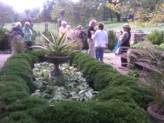 The Garden Club of Larchmont fundraiser will include a presentation on Frederick Law Olmsted, who designed Central Park .